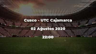 Cusco - UTC Cajamarca