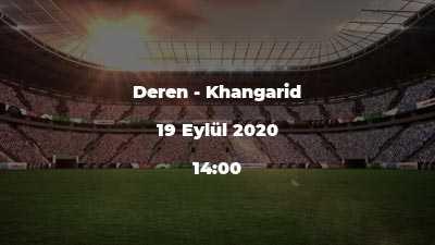 Deren - Khangarid