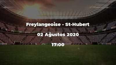 Freylangeoise - St-Hubert