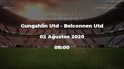 Gungahlin Utd - Belconnen Utd
