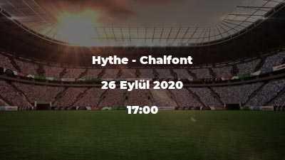 Hythe - Chalfont