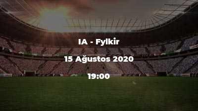 IA - Fylkir