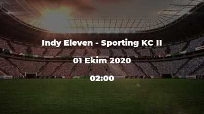 Indy Eleven - Sporting KC II
