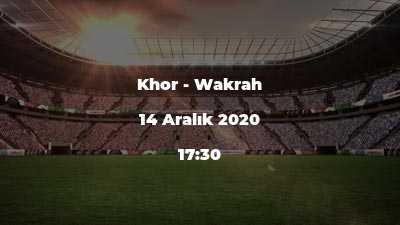 Khor - Wakrah