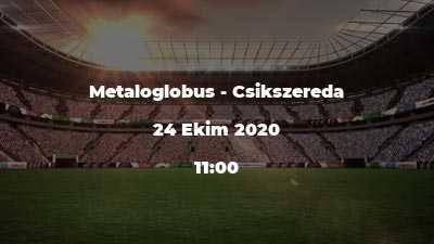 Metaloglobus - Csikszereda