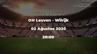 OH Leuven - Wilrijk