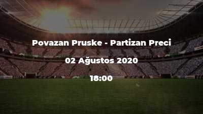 Povazan Pruske - Partizan Preci