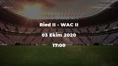 Ried II - WAC II