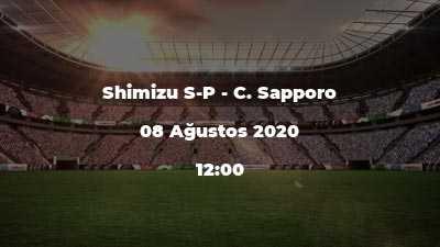 Shimizu S-P - C. Sapporo