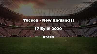 Tucson - New England II