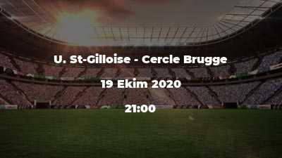 U. St-Gilloise - Cercle Brugge