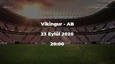 Vikingur - AB